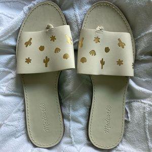 Beach madewell sandals